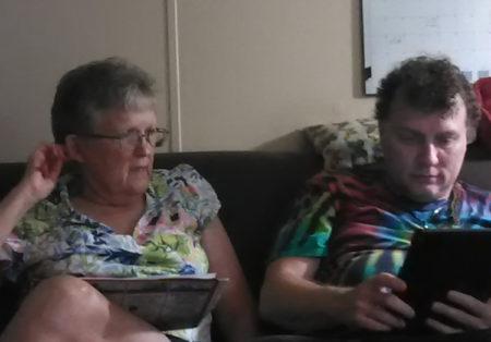 Aunt Susie & Trav