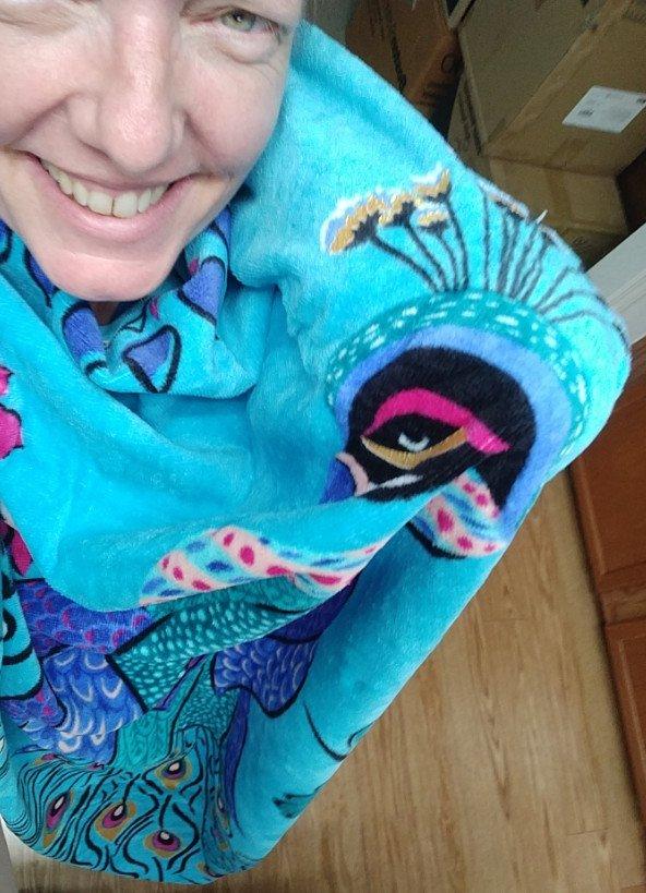 Stephanie Towel Gift