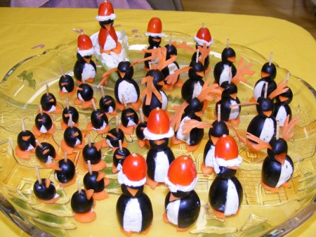 Christmas Penguins 2010