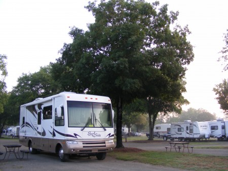 Camping in Selma, Virginia