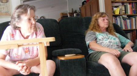 Aunt Susie & Pris