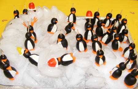 Penguins on Icebeg