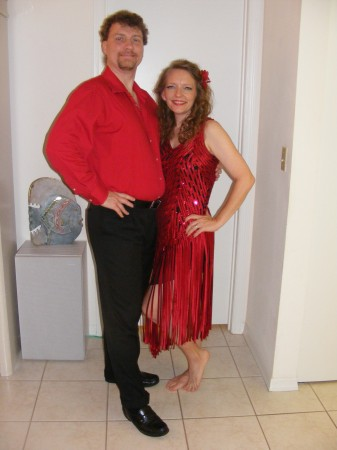 Trav & Emmy - Merengue 2011 at Bonnie's