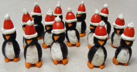 Christmas Penguins - Group