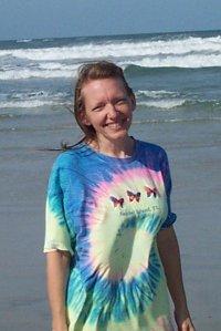 Emmy at New Smyrna Beach