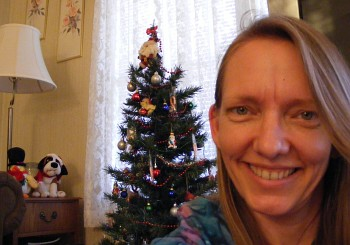 Emmy Christmas 2007 Self-Portrait