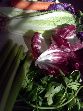 Weekly Salad